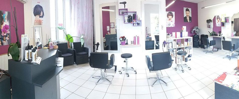 Harmonie coiffure salon de coiffure caudecoste pr s d - Salon de coiffure coloration vegetale ...